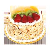 Mixed Fruits Cake Medium - 7inch