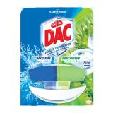 Dac Toilet Rim Block Duo Active Pine - 60 Ml