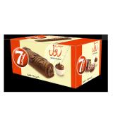 Mini Chocolate swiss roll - 12x20G