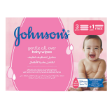 Gentle All Over Baby Wipes -  224 Wipes