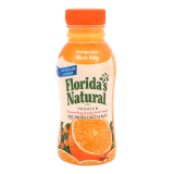 Orange Juice with pulp - 300Ml