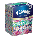 Facial tissues collection - 6 x 90 Count