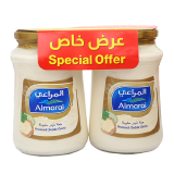 Cheddar Cheese Processed Spread - 2 × 500G