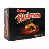 Biskrem Cocoa Cream Filled Cookie - 12 x 60G