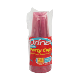 Colors Party Plastic Cups - 24 count