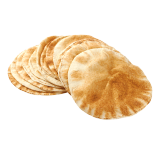 Medium Arabic White Bread - 7 pieces