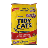 Tidy Cats Clay Cat Litter Long Lasting Odor Control Formula Bag - 9.07Kg