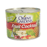 Fruit cocktail in syrup - 248G