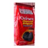 Orinex Charcoal Briquets Instant Light - 3.03 kg