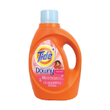 Liquid detergent with Downy - 92OZ