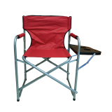 Steel Director Chair - 1PCS
