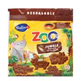 Leibniz Zoo Jungle Animal Cocoa Biscuits - 100G
