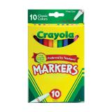 Thin Markers - 10PCS