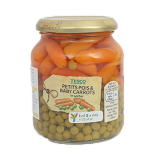 Petit Pois And Baby Carrot - 340G
