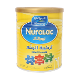 Nuralac Birth Food Milk Stage 1 - 400G
