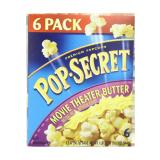 Pop Secret Microwave Popcorn - 3.2Z