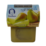 2nd Foods Pears - 5Z