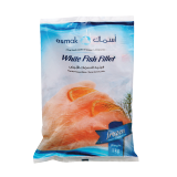 White Fish fillet frozen - 1000G