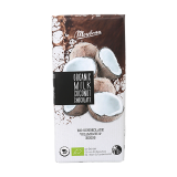 Organic Milk Coconut Chocolate -  100G