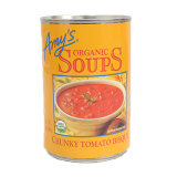 Organic Soup Chunky Tomato Bisque - 14.5Z