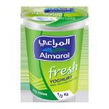 Fresh Yoghurt Full Cream 2kg - 500G