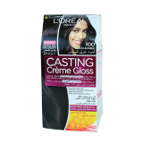 Casting Crème Gloss 100 Liquorice Hair Colour - 1PCS