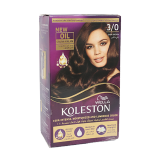 Color Cream Kit  Dark Brown - 1PCS