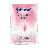 Pure Cotton Balls -  50 Balls