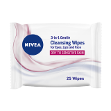 Gentle Cleansing Wipes - 25PCS