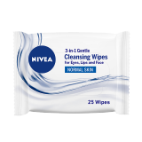 Refreshing Cleansing Wipes - 25PCS