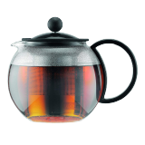 Assam tea press pot 1L - 1 PCS