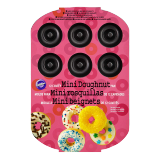 12 Cavity mini doughnut pan - 1 PCS