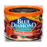 Almonds Honey Roasted - 6Z