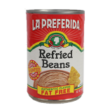 Refried beans Low fat - 16Z