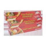 Plastic food wrap - 3x200SQFT