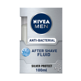 Men After Shave Lotion silver protect - 100Ml