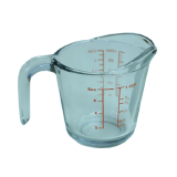 Glass Measuring cup 250Ml - 1 PCS