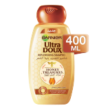 Ultra Doux Honey Treasures Shampoo -  400 Ml