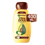 Ultra Doux Avocado Oil & Shea Butter Shampoo -  400 Ml
