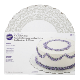 Show and Serve Cake Board - 10 PCS