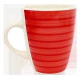 Red Mug - 1 count