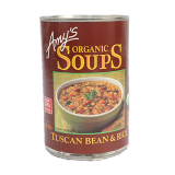 Tuscan Bean And Rice Soup - 400G