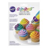 Color Swirl 3 Color Coupler 9 counts - 1 PCS