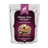 Gluten Free Beef Patties - 640G