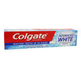 Advanced Whitening Fluoride Toothpaste -  125 Ml