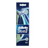 Blue 2 Disposable Shaving Razor For Men -  10 Count
