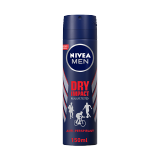 Men Dry Impact Plus Antiperspirant Spray -  150 Ml