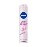 Pearl Extract & Beauty Antiperspirant Spray -  200 Ml
