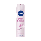 Pearl Extract & Beauty Antiperspirant Spray -  150 Ml
