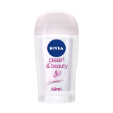 Pearl Extract & Beauty Antiperspirant Stick -  40 Ml